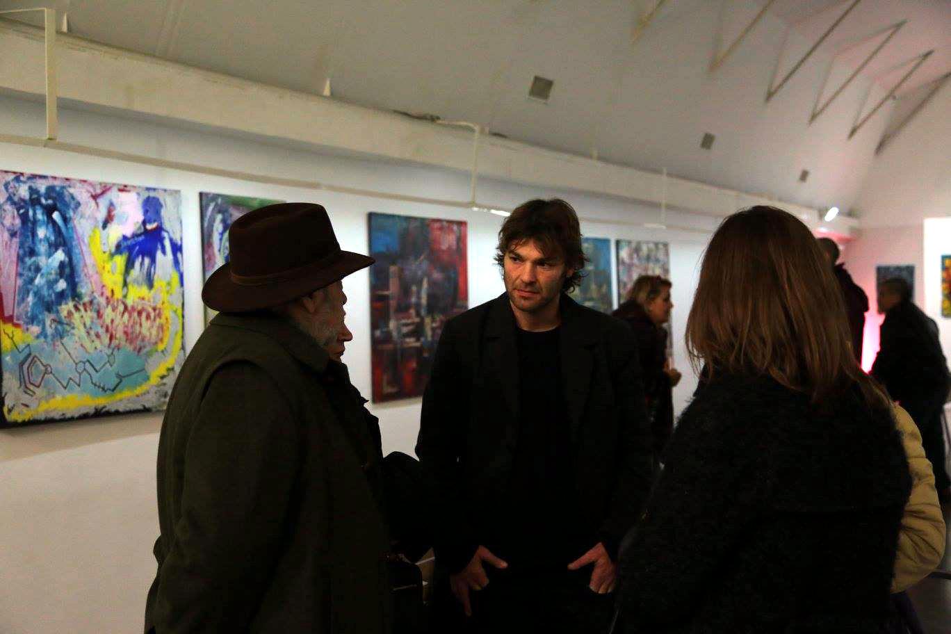 Tevere Art Gallery - Iacopo Maria Fiorani