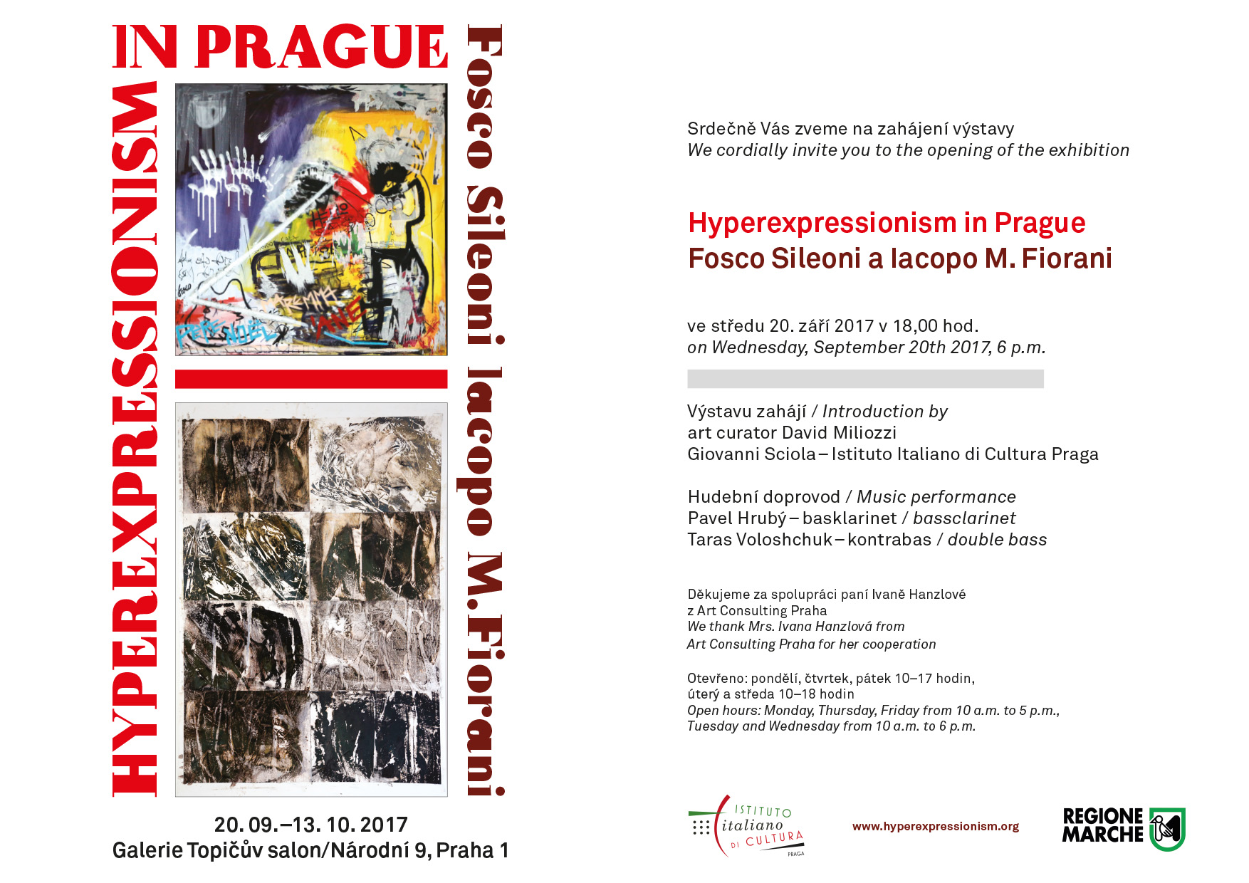 Hyperexpressionism in Prague