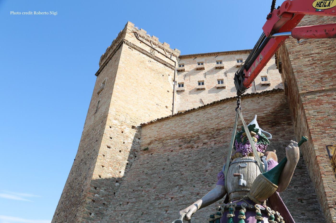 Enolo - Dante Ferretti - Loro Piceno