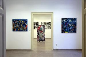 Hyperexpressionism in Prague – Topičův salon 22