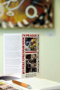 Hyperexpressionism in Prague – Topičův salon 26