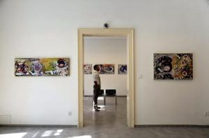 Hyperexpressionism in Prague – Topičův salon 28