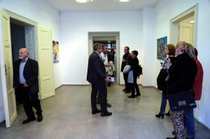 Hyperexpressionism in Prague – Topičův salon 34