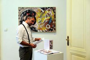 Hyperexpressionism in Prague – Topičův salon 47